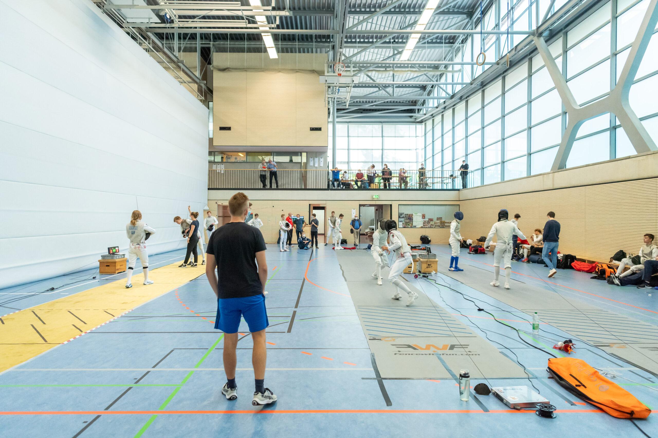 Nach einjähriger Pause NRW Qualifikationsturnier 2021